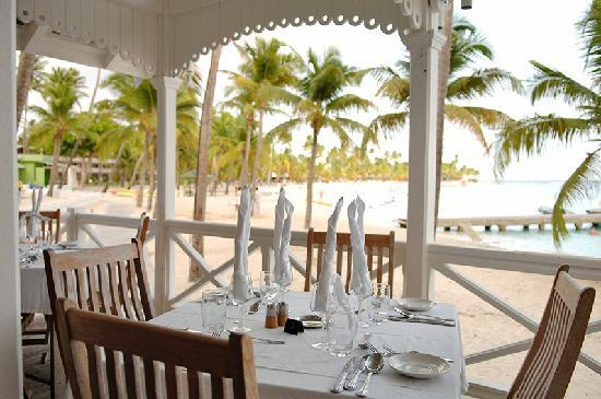 Biguine Restaurant at Club Med La Caravelle, Club Med Guadeloupe