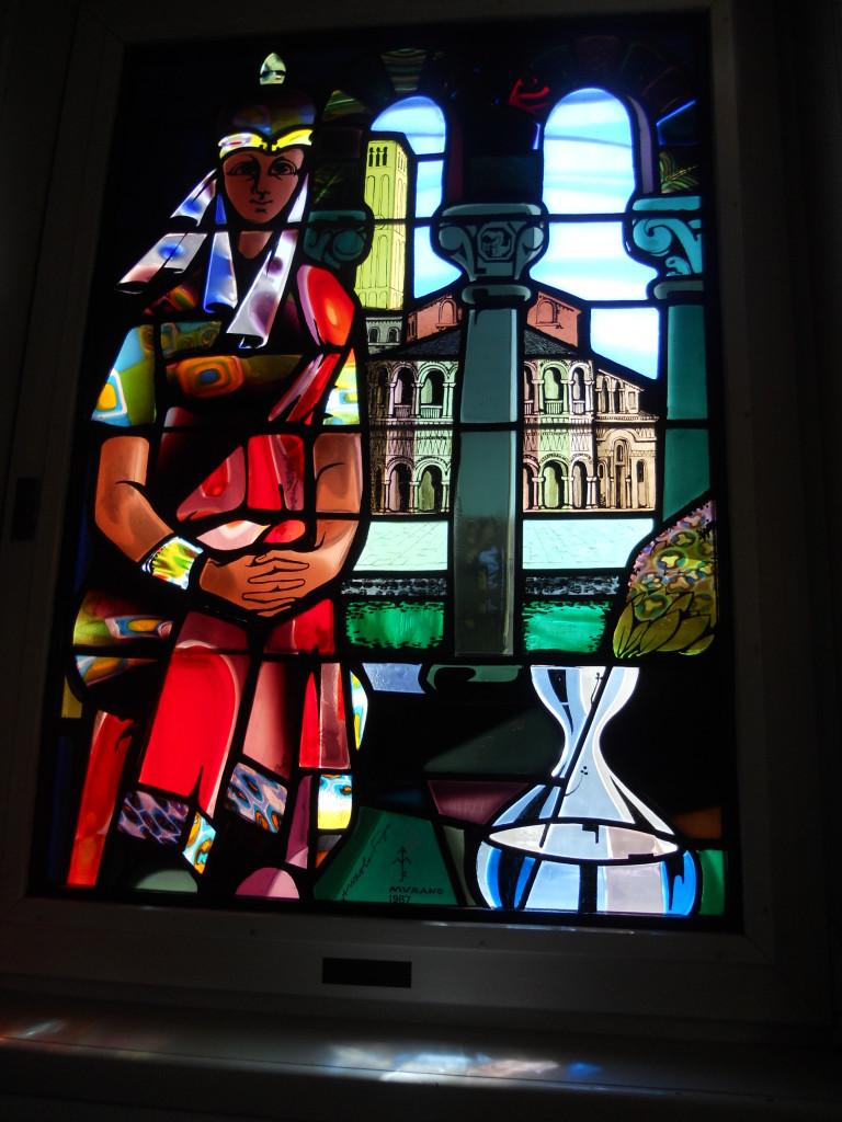 Stain Glass Artwork at Hotel Danieli Venice