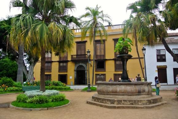 Plaza de La Pila, Icod de los Vinos