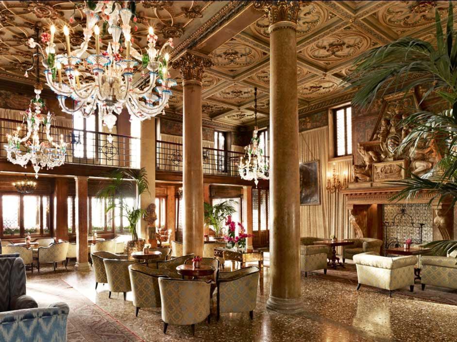 Hotel danieli venice for Design hotel daniel campanella