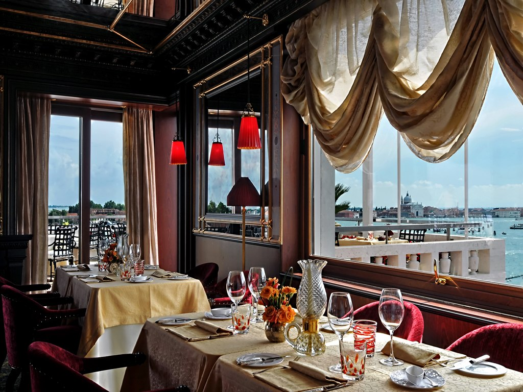 Restaurant Terrazza Danieli View