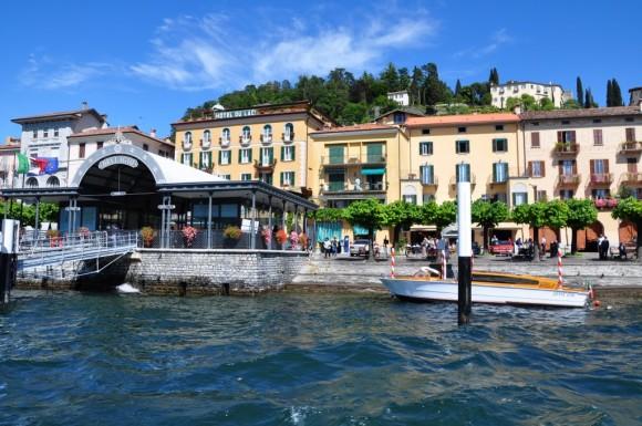 Hotel Metropole Lake Como,  ferry dock near hotel