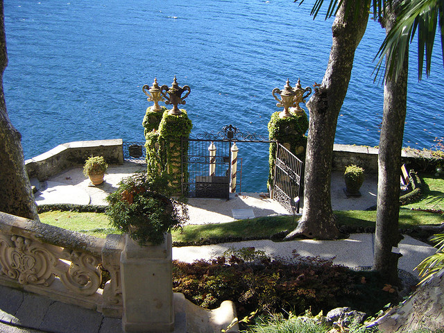 Villa del Balbianello Entrance Gate