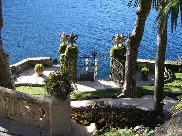 Villa del Balbianello Entrance Gate