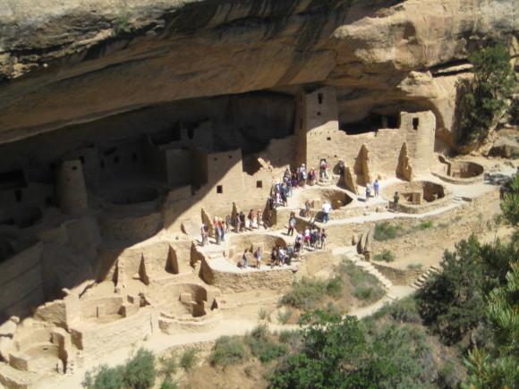 Mesa Verde Cliff Palace, Mesa Verde National Park