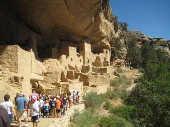 Mesa Verde Cliff Palace, Mesa Verde National Park