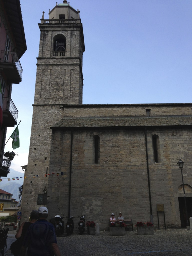 Church of San Giacomo, Bellagio
