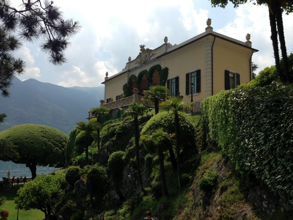Villa del Balbianello Gardens , Lake Como