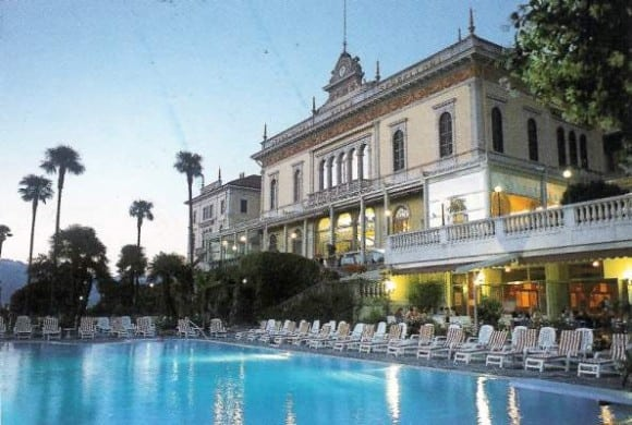 Grand Hotel Villa Serbelloni, Bellagio, Lake Como, Italy