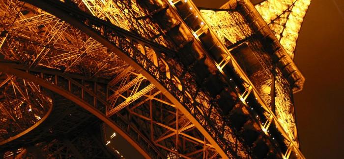 The Eiffel Tower Restaurant