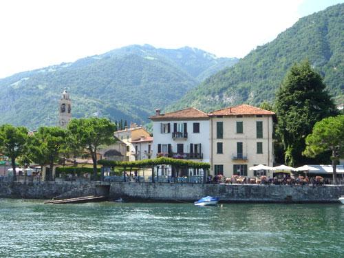 Town of Lenno, Lake Como