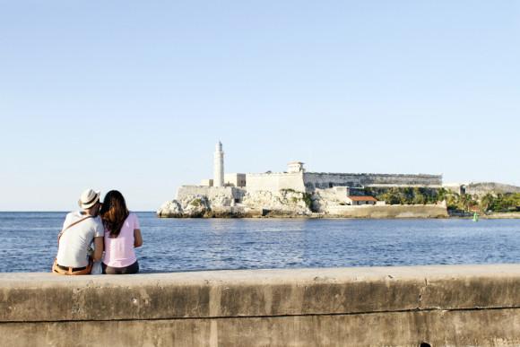 El Malecon, Havana, Cuba