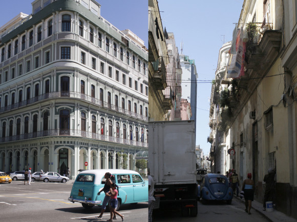 Buildings in Havana, Cuba (photo credit: www.asithappens.me)