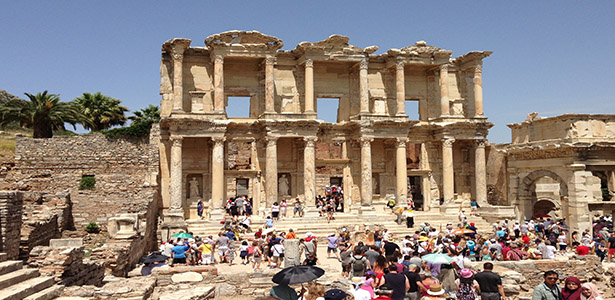 Library of Celsus, Ephesus Turkey