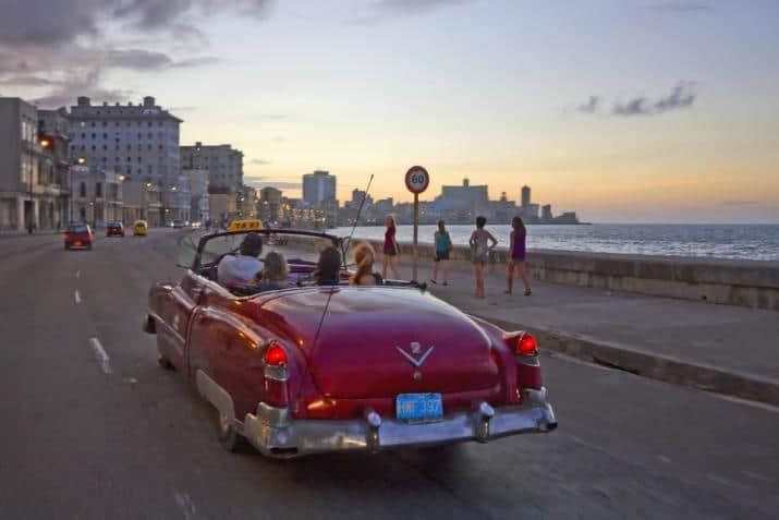 Traveling to Havana Cuba