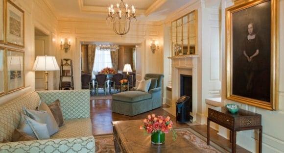 The Jefferson Hotel - Thomas Jefferson Parlor