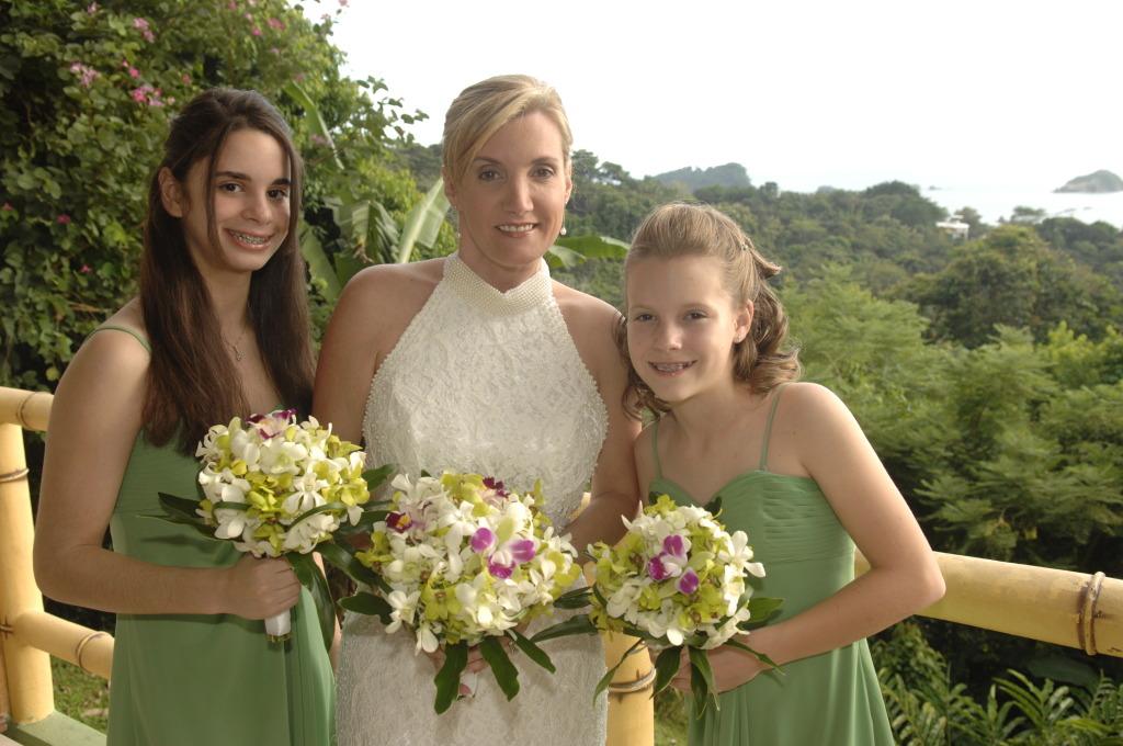 Ready for the Wedding at Si Como No Hotel