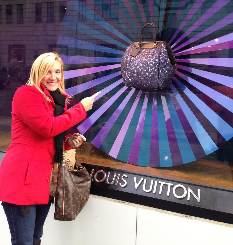 Louis Vuitton Store, Fifth Avenue, New York City