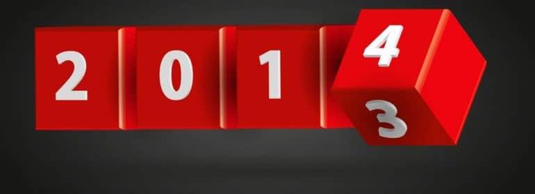Saying Goodbye to 2013