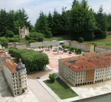 France Miniature Theme Park
