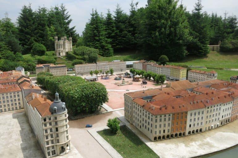 France Miniature Theme Park