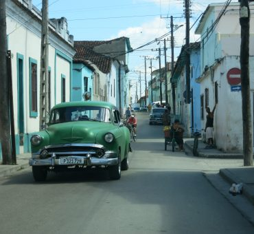 Cuba - So close but yet so far
