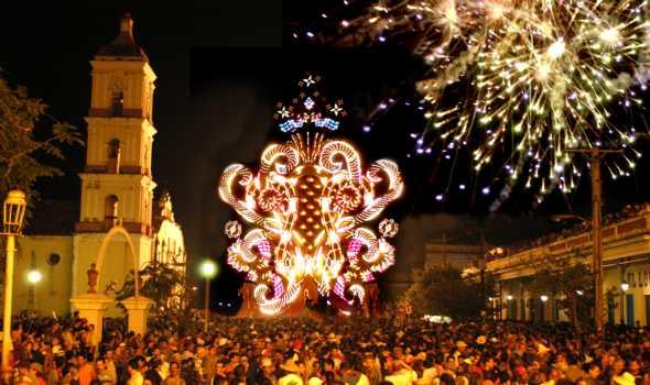 New Years Eve England
