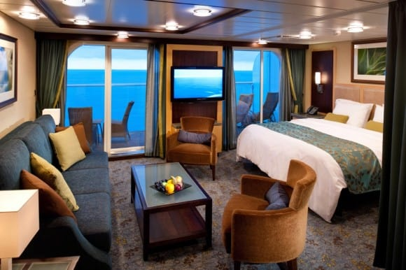 Grand Suite on Oasis of the Seas - Royal Caribbean