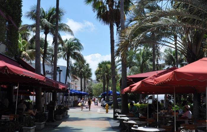 Lincoln Road Mall, Miami Beach