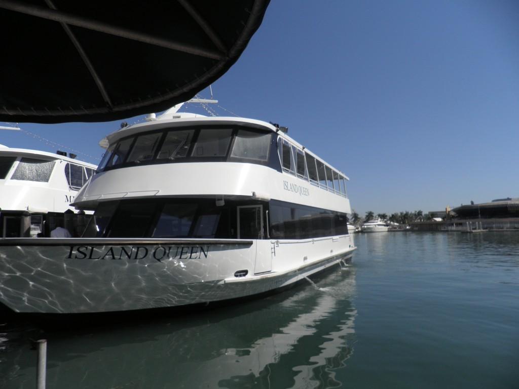 Island Queen Cruises, Bayfront Marketplace, Miami