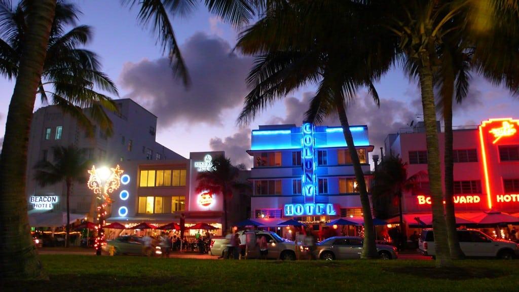 Apple Store South Beach Miami Florida
