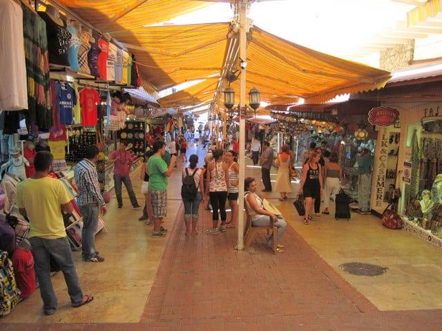 Kasadasi Bazaar
