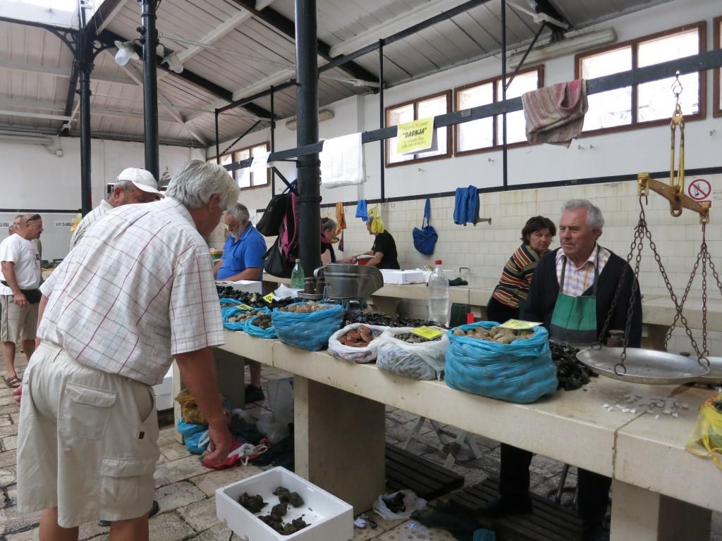 The Split Fish Market (Ribarnica)