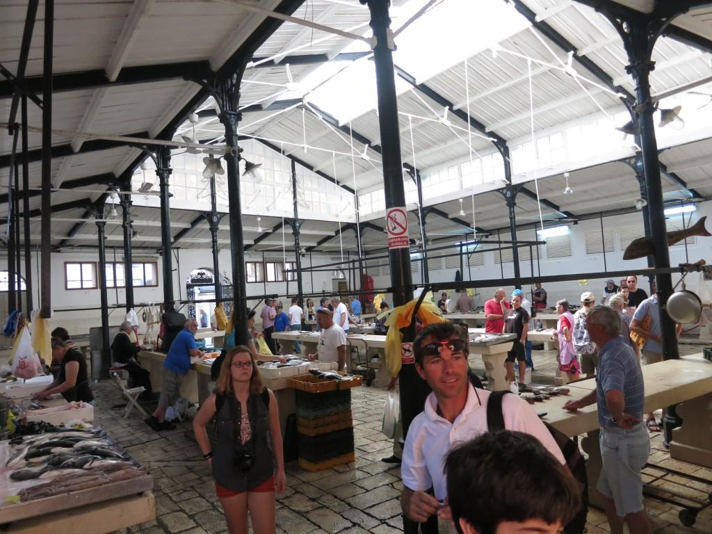 IMG_0284 The Split Fish Market (Ribarnica)