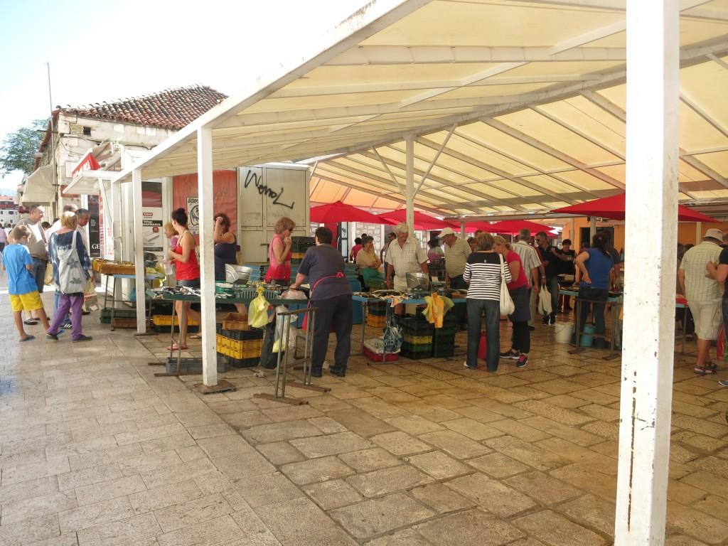 The Split Fish Market (Ribarnica), Split