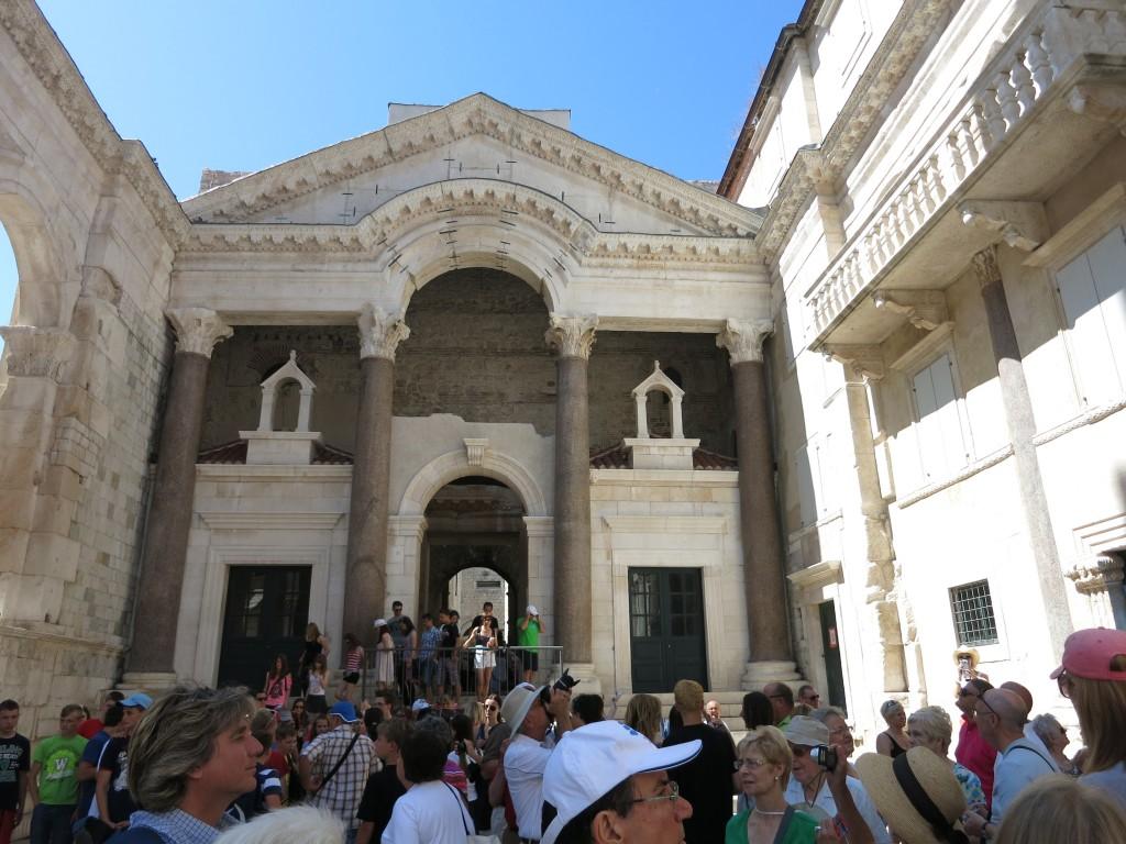 Diocletian's Mausoleum, Split