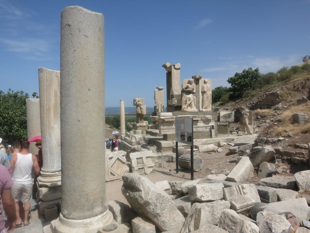The Pollio Fountain, Ephesus
