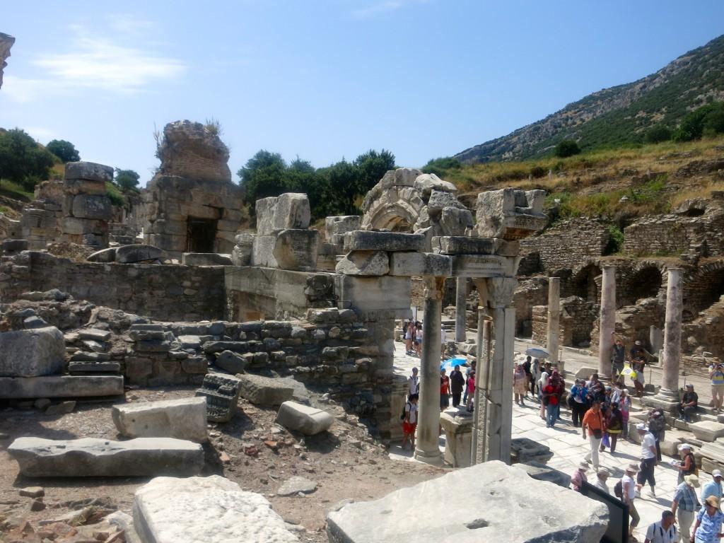 Domitian Temple, Ephesus
