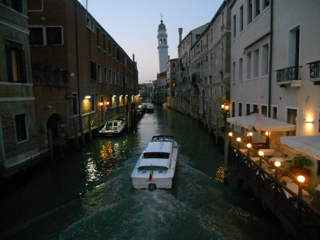 Venice Waterways, Venice