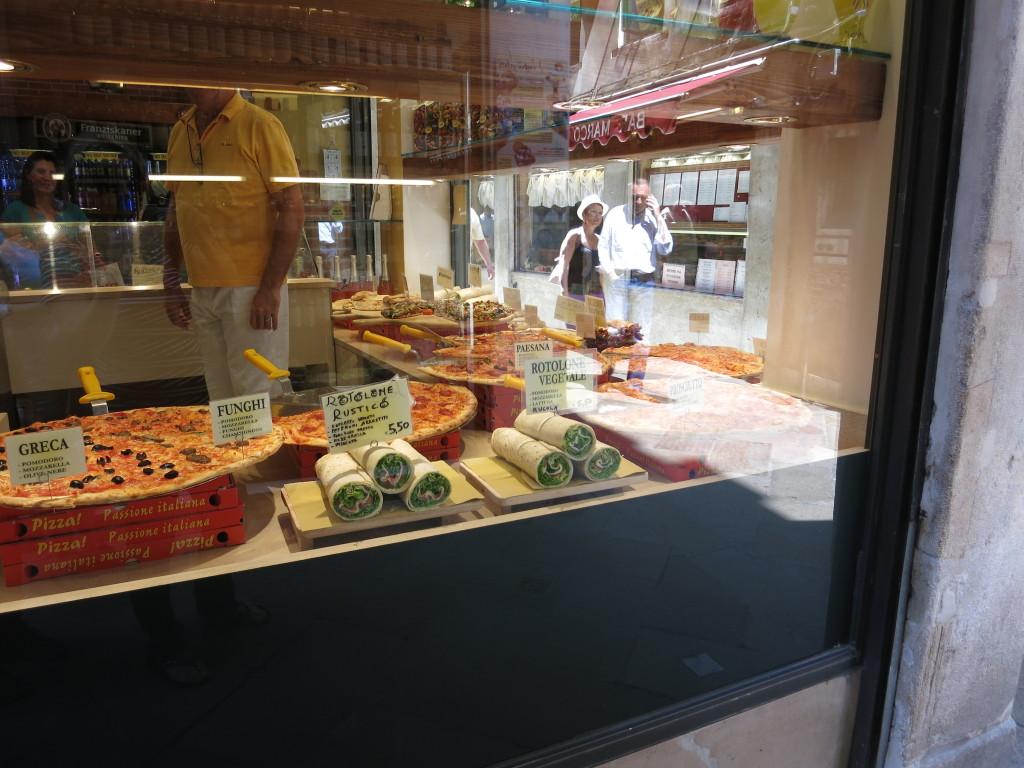 Italian Pizza, Venice