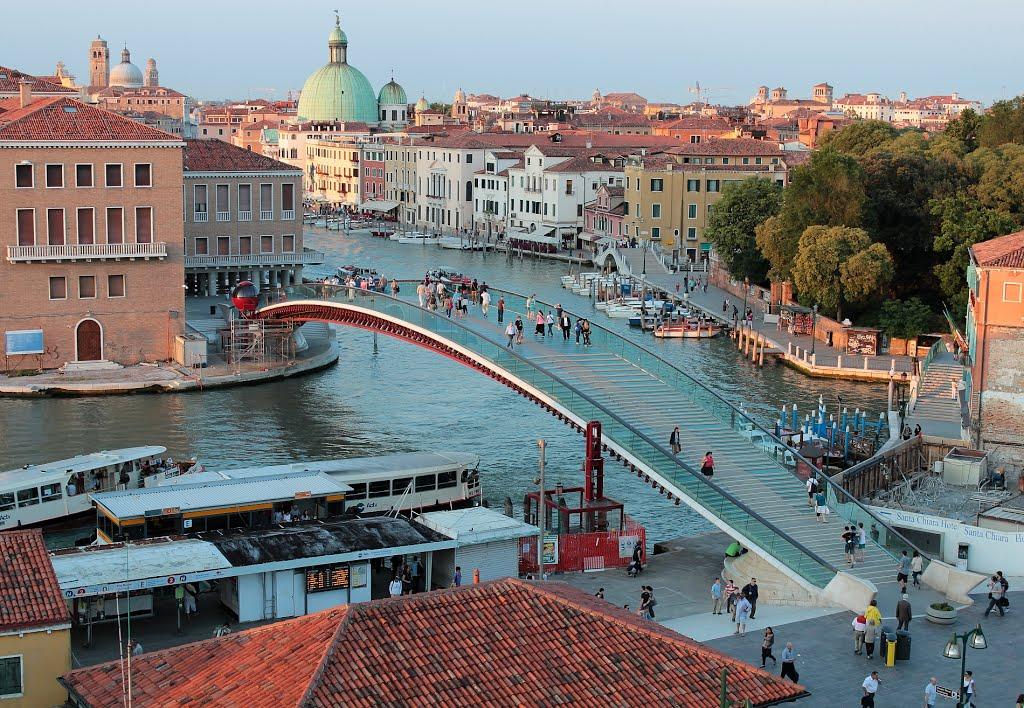 calatrava bridge venice photos - photo#1
