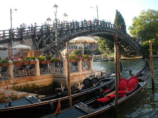 Ponte dell'Accademia Bridge, Venice