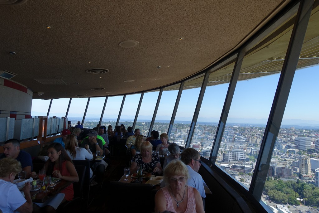 Space Needle Seattle Carmen Edelson Luxury Travel Blogger
