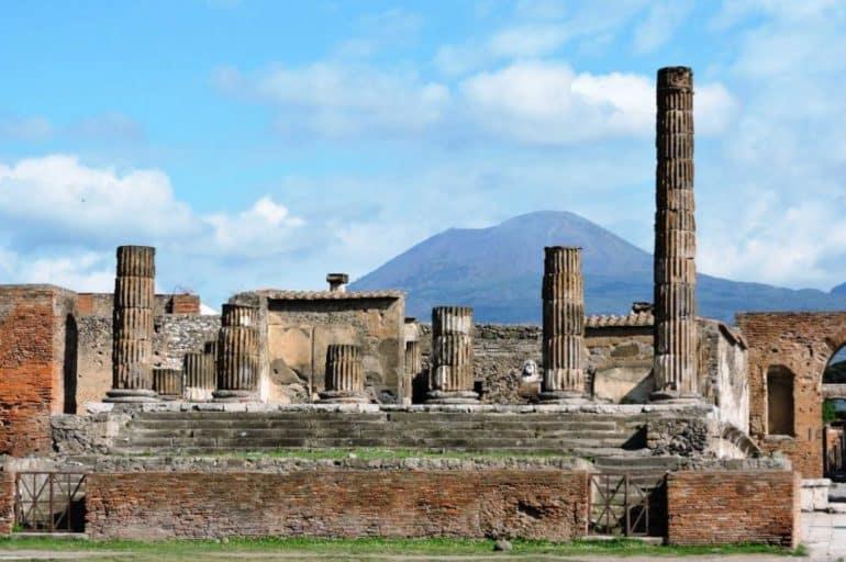 Pompeii,  A City Rediscovered