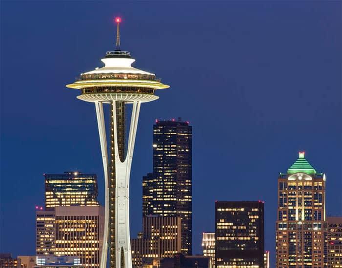 Space Needle Seattle Carmen Edelson Luxury Travel Blogger