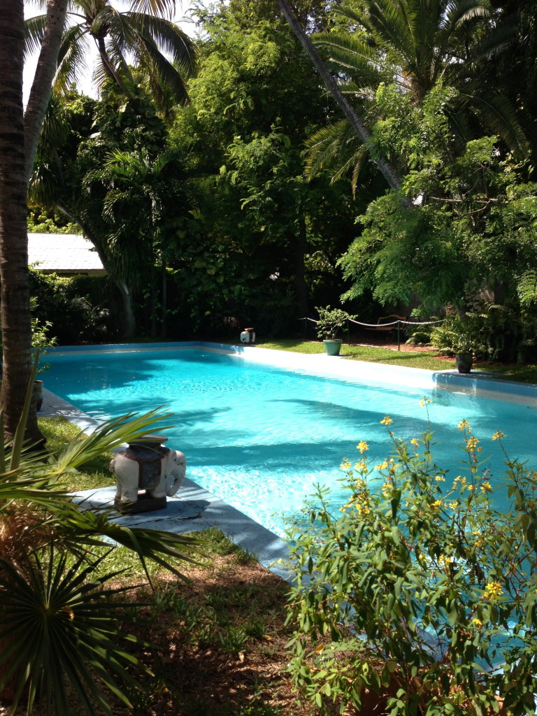 Hemingway's Pool, Key West