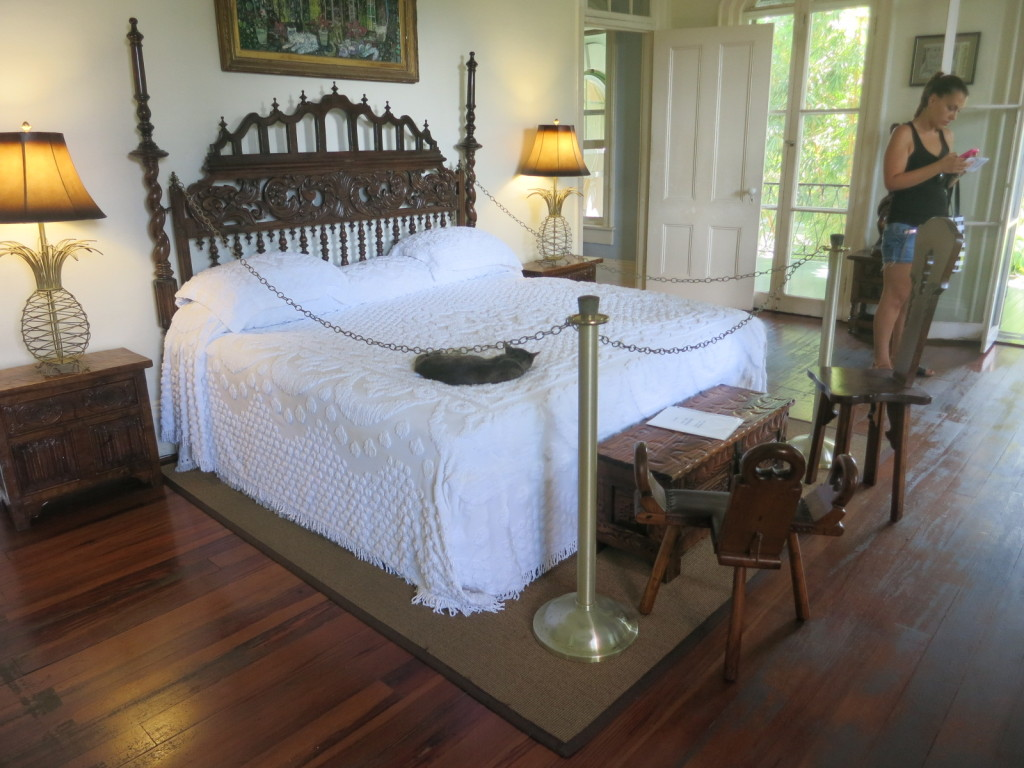 Ernest Hemingway's Bedroom, Key West