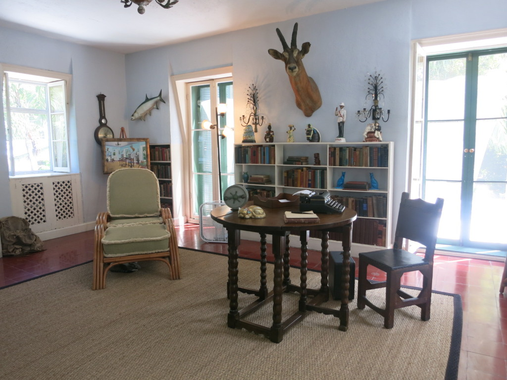 Ernest Hemingway's Writing Studio, Key West