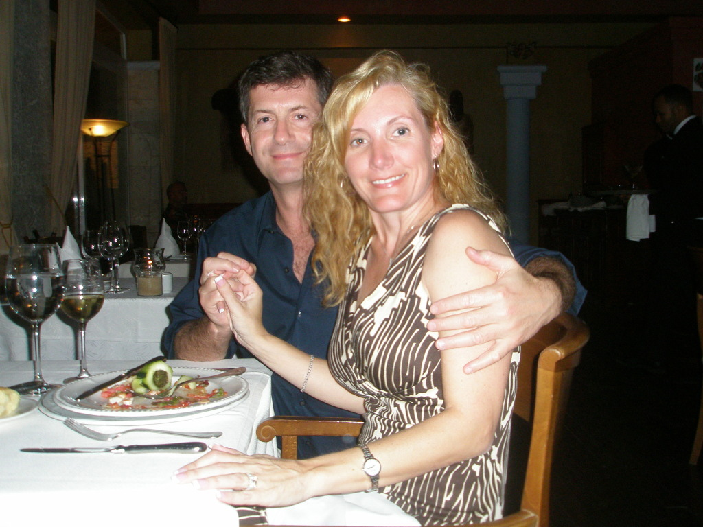 Our engagement celebration at Chez Isabelle - Excellence Punta Cana
