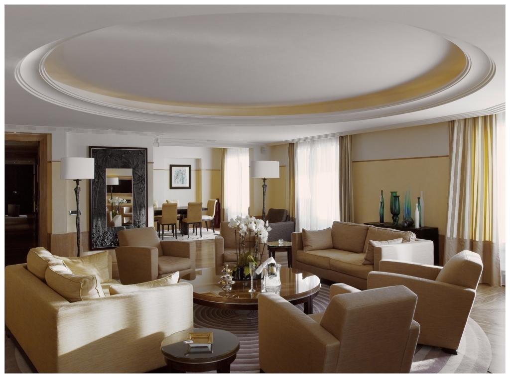 Penthouse Suite, Grand Hyatt Cannes